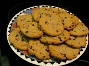 Cheryls Home Cooking - Chocolate Chip Cookies - with a Twist