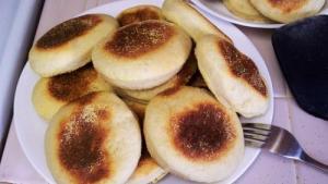 Classic English Muffin Bread