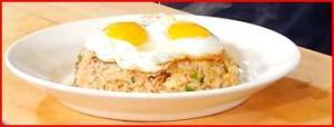 Kimchi Oxtail Fried Rice