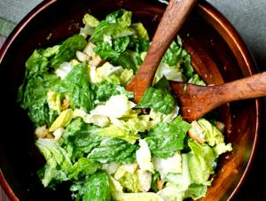 Creamy Romaine Salad