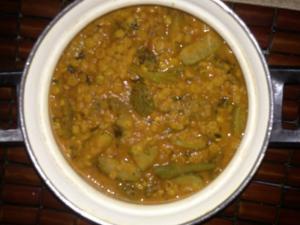 Spicy Anapakai Sennaga Pappu
