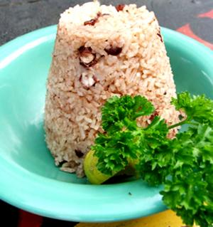 Fruited Rice
