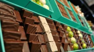 Patrick Roger, Chocolatier at Sablon, Brussels