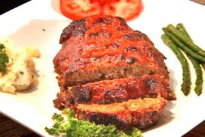 Meatloaf with Bread Crumbs