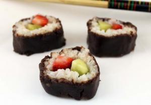 Jack's Dessert Sushi