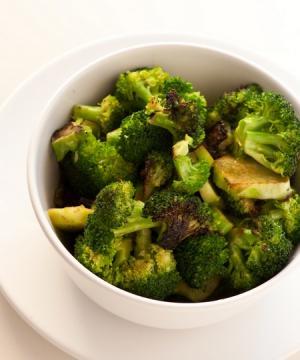 Savory Broccoli
