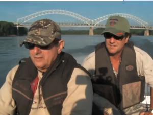 Drum Fishing On The Ohio River