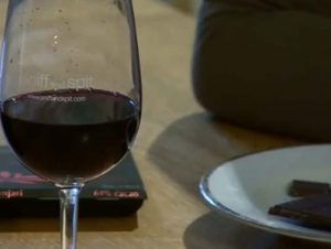 Wine and Chocolate- A marriage Made in Heaven