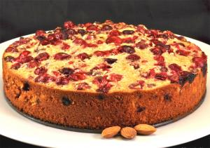 Cranberry Fruit Cake