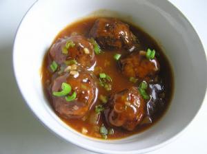 Vegetarian Manchurian