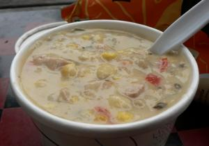 Quick Supper Chowder