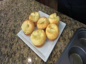 Yorkshire Puddings (Betty's Classic Recipe)
