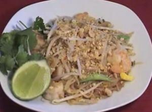Phat Thai Noodles