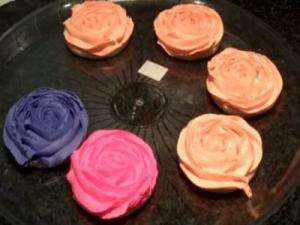 How to Make a Rose Swirl