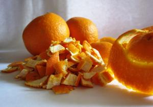 Orange Peel Chutney