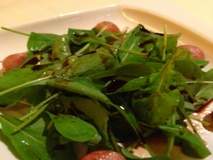 Rocket and Olive Salad
