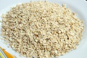 Oats are good for a healthy heart