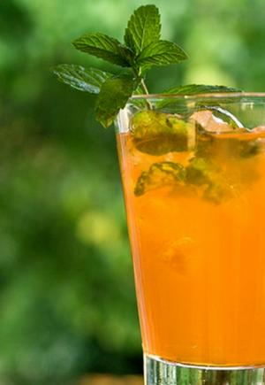 Mint Tea Hawaiian