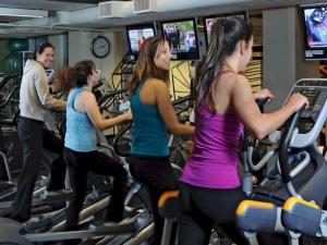 Sweat It Out - 30 Min Elliptical Workout