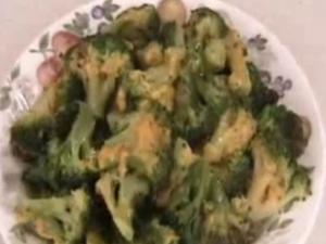 Cheddar Broccoli Bake