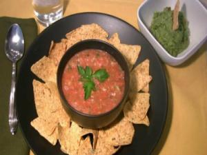 Gazpacho and Guacamole