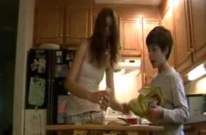 Fettuccine Alfredo with Chicken Breast - Part 1 Preparation