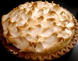 Classic Meringue Pie