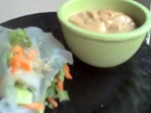 The Sexy Vegan Cooking - Episode #2.8675309 - Thai Spring Rolls