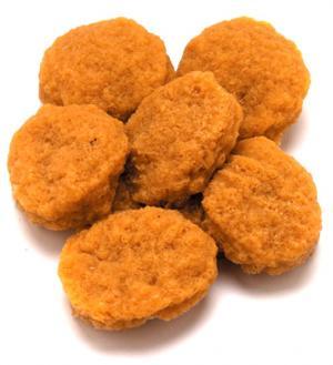 Herbed Chicken Nuggets