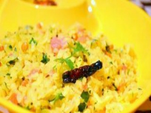 Poha Upma - Indian Breakfast