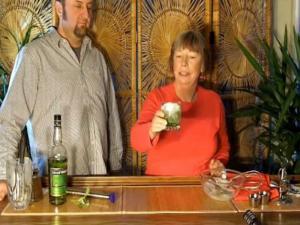 The Mistletoe Cocktail