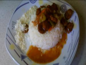 The Greek Cook:Spetsofai