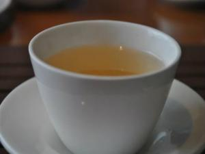 Hot Ginger Tea