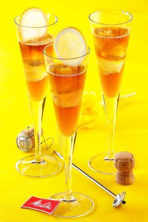 Champagne Café