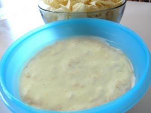 Clam-Cheese Dip