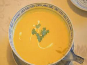 Hakkaido Pumpkin Seafood Soup