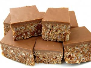 4 Ingredient Mars Bar Slice