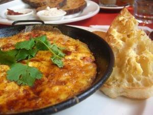 Baked Omelette Deluxe
