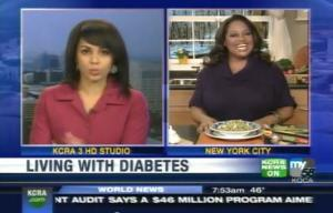 Dreamfields Pasta and Diabetes- on The Daily Buzz with Sherri Shepherd