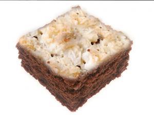 Macaroon Brownies
