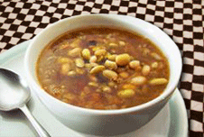 Cook Along Winter Bean Soup