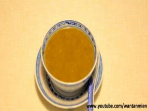 Green Bean Soup / Tong Sui 綠豆沙糖水