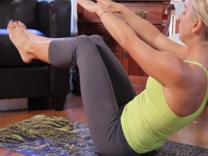 15-Min Boot-Camp Workout - Thanksgiving Special