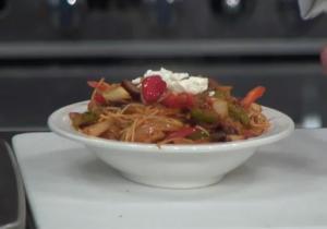 Italian Concasse Tomato Pasta
