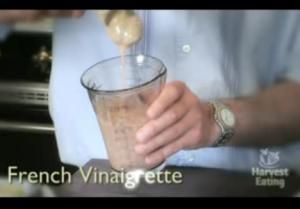 Delicious French Vinaigrette Dressing