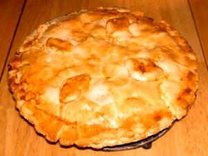 Western Chicken Pot Pie
