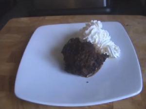Fried Chocolate Ice Cream