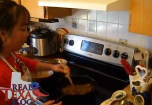 Black Eyed Peas with Jalapenos Pie - Part 2 - Chorizo Mixture
