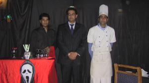 Module of Food And Restaurant Management