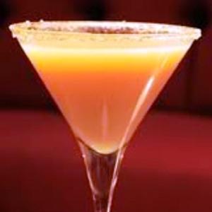 Caramel Martini